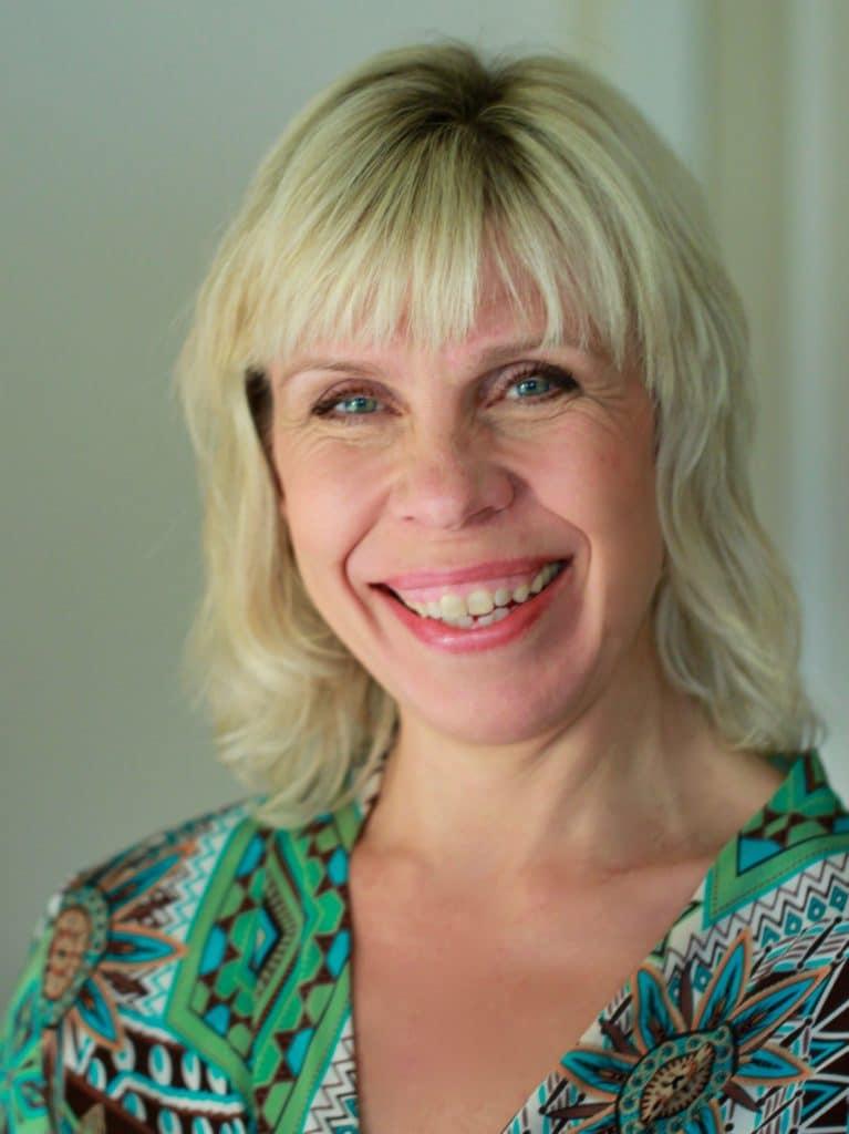 Artist, forfatter og skriveveileder Siw C. Christiansen