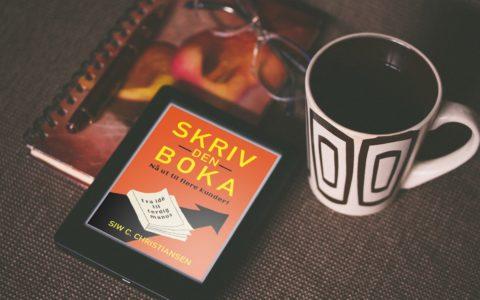 Ønsker du deg en mentor? Siw C. Christiansen, forfatter av SKRIV DEN BOKA, veileder deg som ønsker å skrive bok.