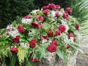 Siw C Christiansen synger i begravelser