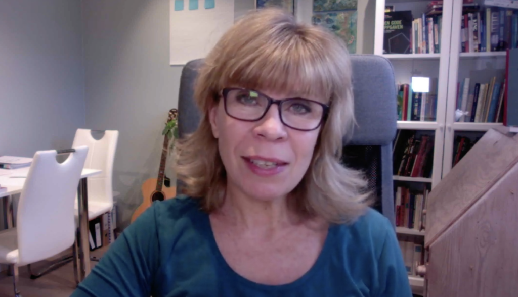 Siw Christiansen - Your writing- and business coach